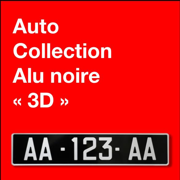 Plaque moto PVC type endure 10x10cm